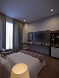 Hotel room by nicolas99