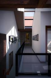 balcony, hallway by nicolas99