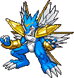 Exmagoldramon - Digimon Splice by Narasa-Sprites