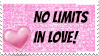 No Limits In Love! by Awesomenope