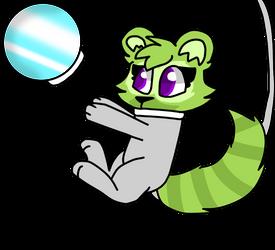 Numskull the Civet (Request)