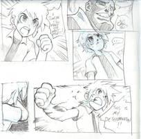 Random Manga by Padder