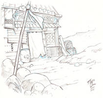 Town Brewsky by Padder