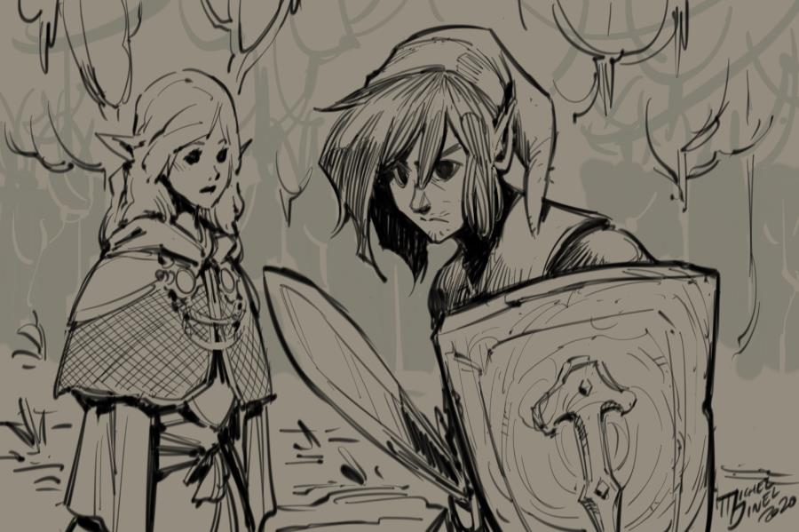 2020-3-18 Zelda