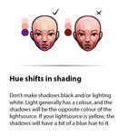 Little Lessons - 4 Hueshifts in Shading