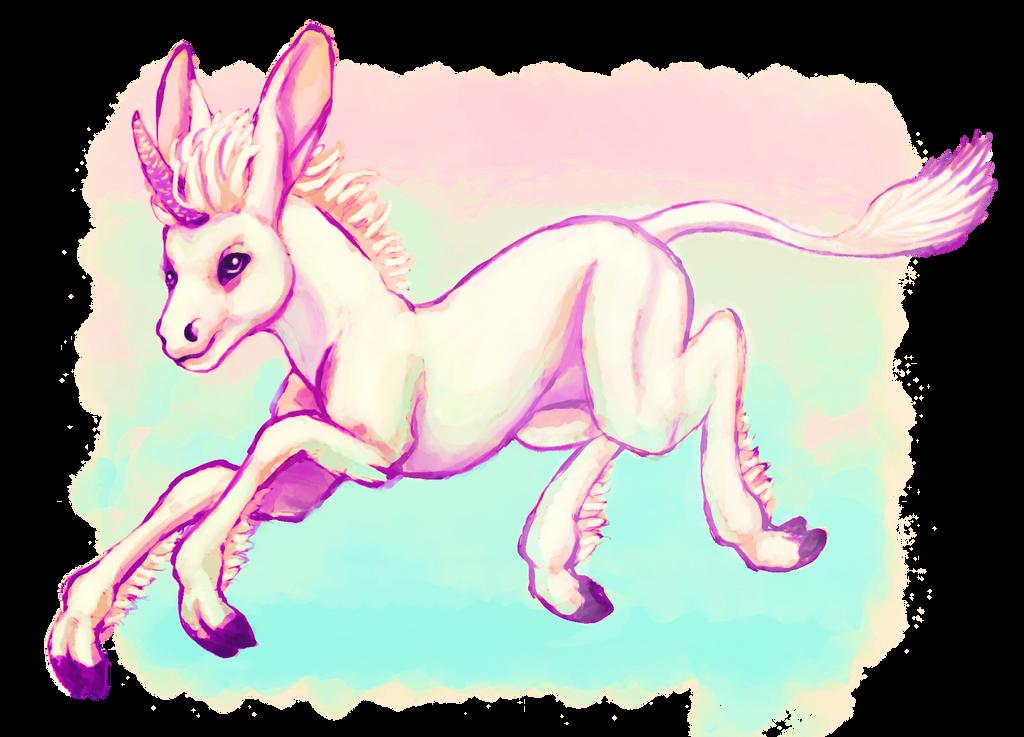 Unicorn by Fawngoo