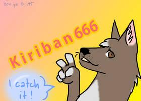 Kiriban 666 by AkumaAgma