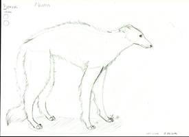 new Akuma:half-realistic by AkumaAgma