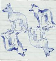Doodle 1 by AkumaAgma