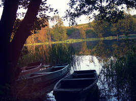 .:Boat:. by AkumaAgma