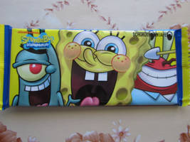 .:Spongebob chocolate:. by AkumaAgma