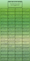 .:100 facts - meme:. by AkumaAgma