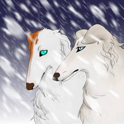 .:Snow:. by AkumaAgma