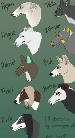 .:All charas:.