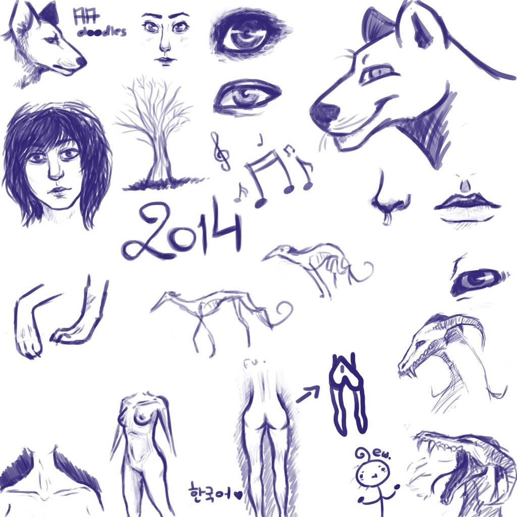 doodle by AkumaAgma