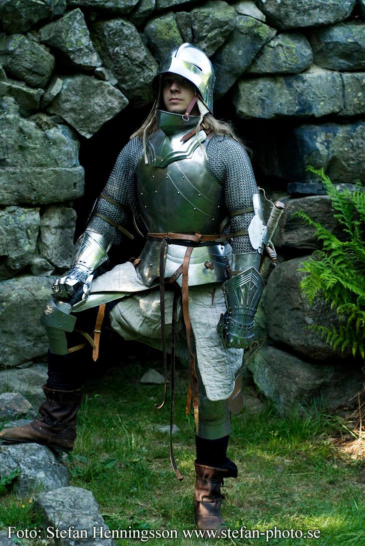 English Gothic knight by Skane-Smeden