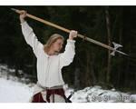 15th Century men at arm