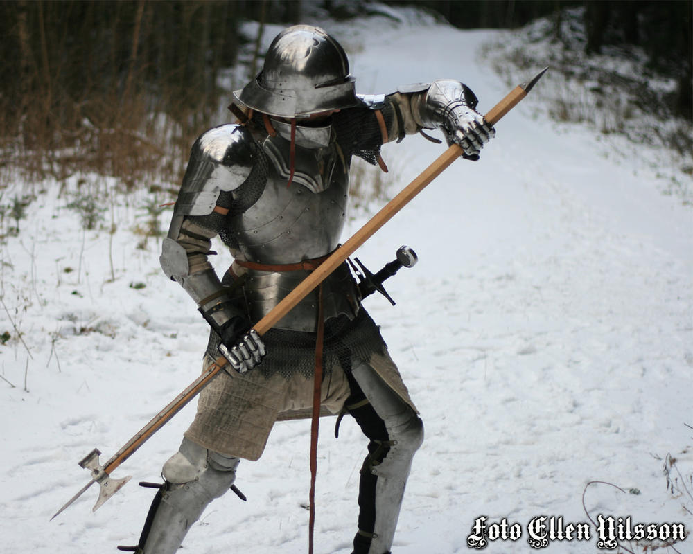 15th Century Knight by Skane-Smeden