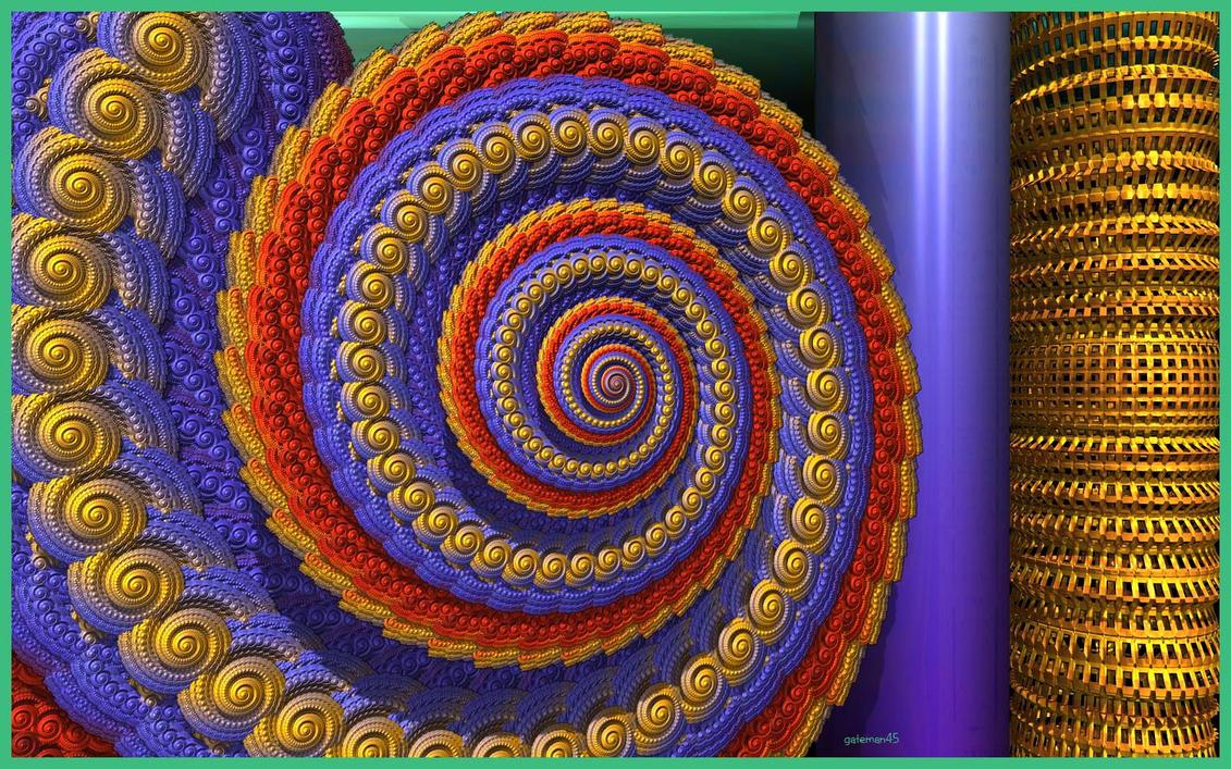 plastic spirale by gateman45