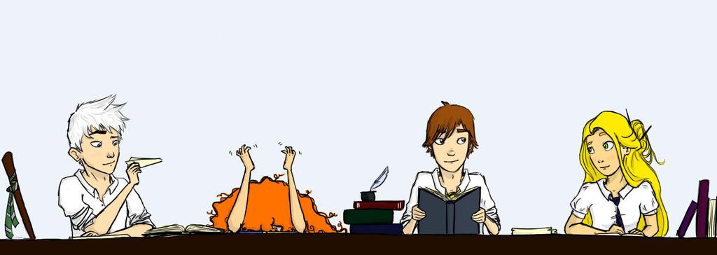 Homeworks by cutubulla