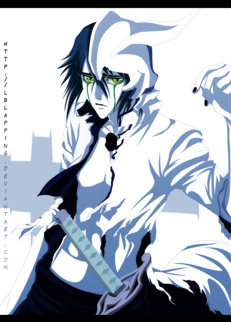 My Name is Ulquiorra by iBlapping