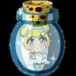 LoZ - Fairy in a bottle