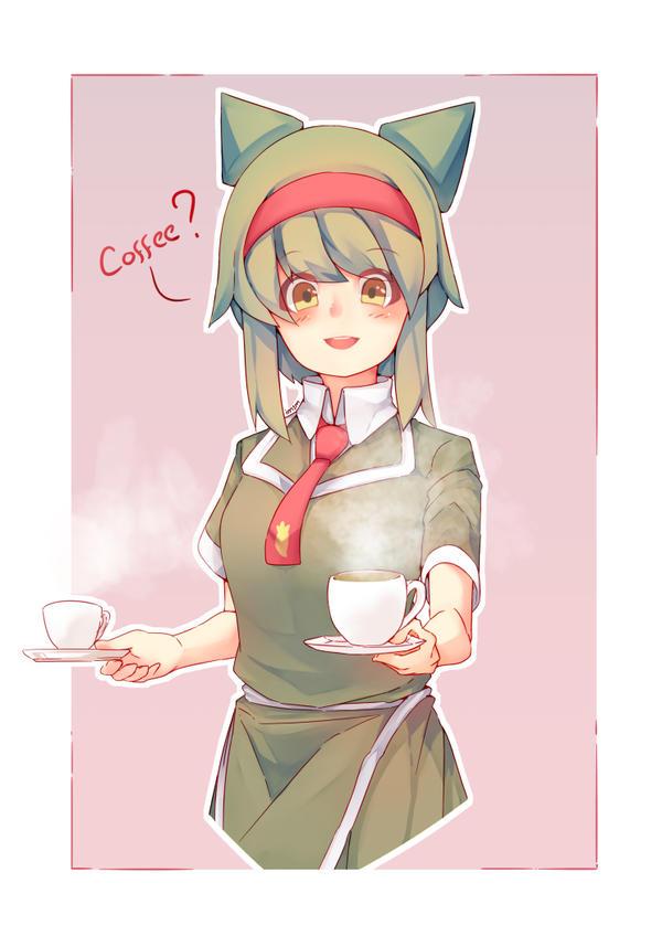 Coffee ? by im1m