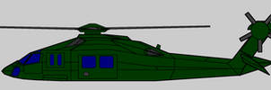 UH-65 'Gryphon' Utility Helicopter