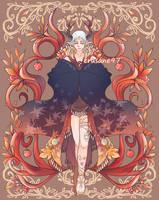 Autumn LOG_Autumn God by erusane