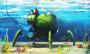Speed Crabs