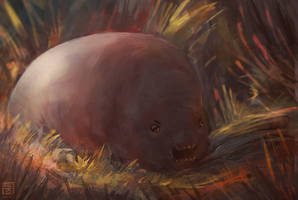 SPEED_Wormut the worm by Orkimede