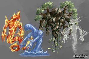Elementals by sage525
