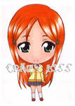 Orihime Copic color style