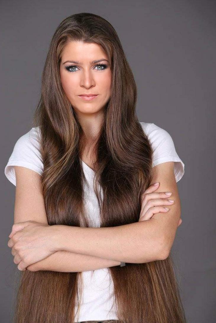 Merel Westrik Longer Hair By Mart86 On Deviantart