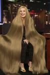 Margot Robbie hairmanip