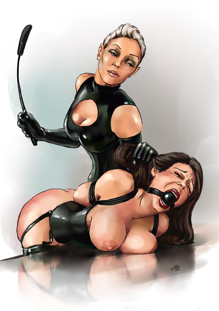 Punishment by AleX00XelA