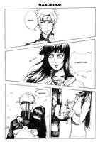Naruto x Hinata by alisonjohnsonfox