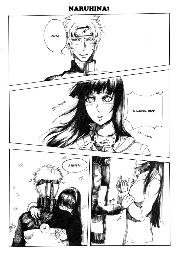 DeviantArt: More Like Naruto Manga 615 NaruHina by foxmaster55