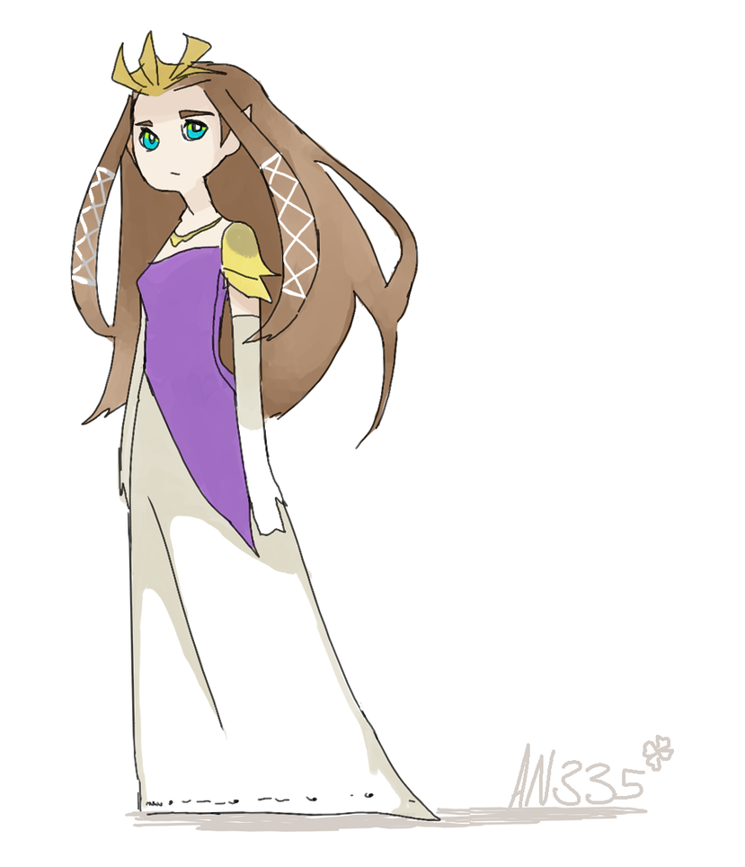 Zelda by ChocolateBunny1324