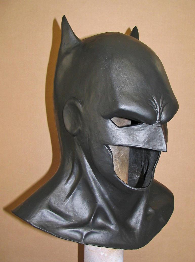 Batman cowl by Vermithrax1 on DeviantArt