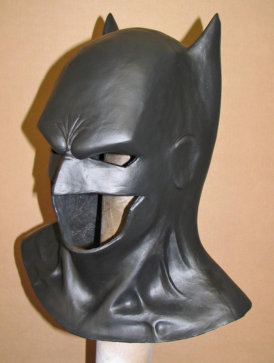 Batman cowl 2 by Vermithrax1 on DeviantArt