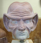 Ferengi sculpture 1