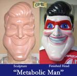 Metabolic Man sculpt