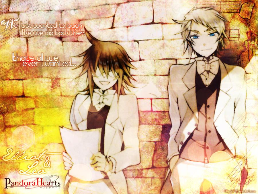 Vos plus belles images de Pandora Hearts - Page 10 Elliot_and_leo_wallpaper_by_a745-d3c1fn8