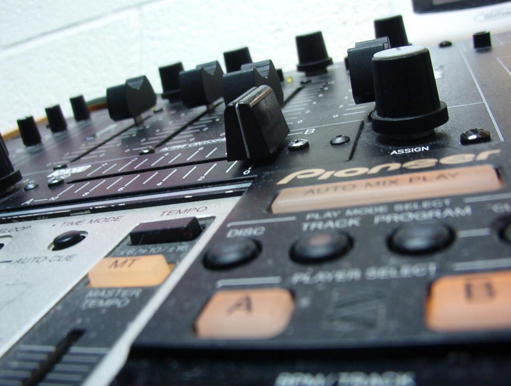 Mixer by gmac