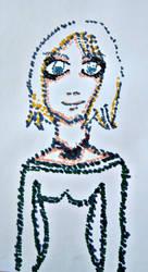 Dot Girl by Powwo