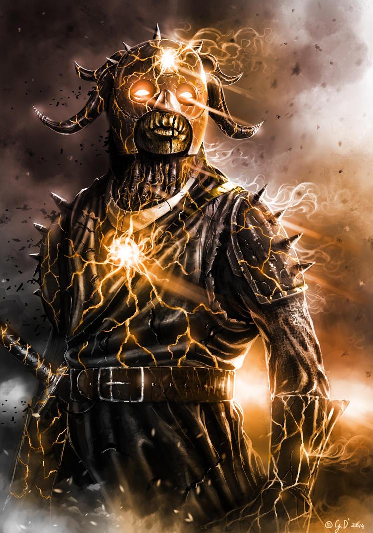 Lava trooper by Gabrix89