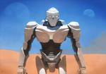 Quick artworks - ROBOT I