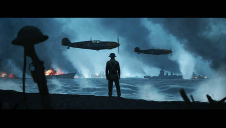 You can't escape - Dunkirk