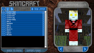 Melody - Minecraft